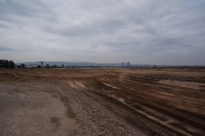 The future site of the OC Great Park Wildlife Corridor - Irvine, California